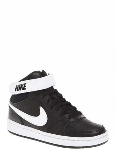Nike Court Borough Mid 2 Siyah